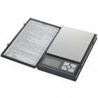 Portable Digital Pocket Scale - 500g/0.1g (2*AAA)