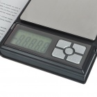 Kannettava Digital Pocket Scale - 500g / 0.1g (2 * AAA)