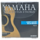 Yamaha Folk Guitar FG12 Bronze Strings Set (6-String Set)