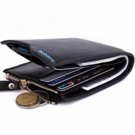 Men Wallets Coin Purse Men's Wallet Male Money Purses Soft Card Case New Classic Sold Pattern Designer Wallet Black MJ 02