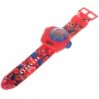 Spider Man Style Kids Projector Digital Wrist Watch (3*AG3 + 1*AG1)
