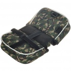 Bike Camouflage Double Saddle Bag