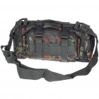 Outdoor Sporty Oxford Fabric Carrying Bag for Camera (Camo)