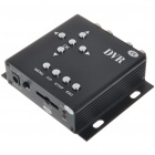 Single Channel Mini DVR Audio Video Recorder with SD Card Slot
