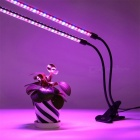 YWXLight Dual Head LED Grow Light, Dimmable Plant Grow Lamp for Indoor Plants