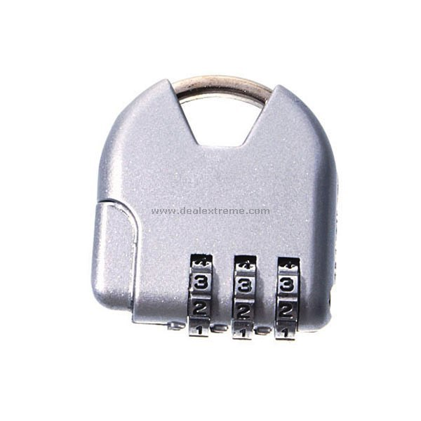 Metal Combination Pad-lock