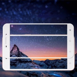 Tempered Glass Full Screen Protector 3D Glass Film Printing Anti-scratch Anti-fingerprint For OPPO A37 Gold
