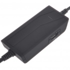 90W Universal Car Adapter with 8 Connectors for Laptops (15V~20V)