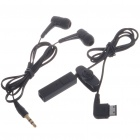 Designer's Noise Isolation In-Ear Earphone with Microphone for Samsung D888/G600 + More