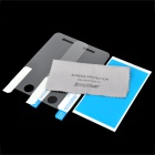 Screen Protector with Cleaning Cloth + Case Skin Cover Sticker for Iphone 4