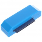 USB Hard Drive HDD Data Transfer Cable Kit for XBOX 360 Slim - Blue