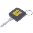 Car Key Style Butane Lighter with Ferrari Logo & Keychain