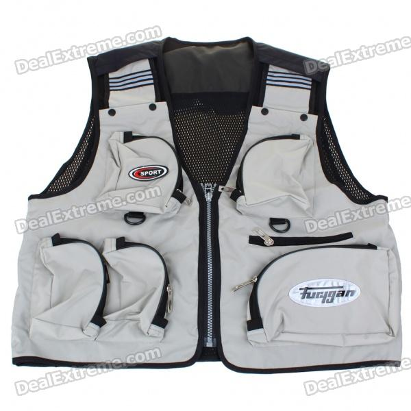 Outdoor Hiking/Fishing/Photography Vest