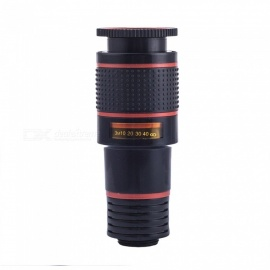 12X Optical Zoom Telescope Universal HD Telephoto Camera Lens For iPhone Samsung