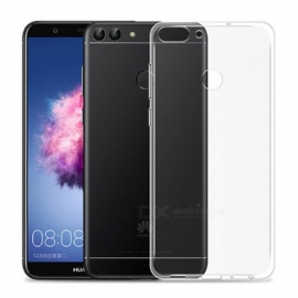 Naxtop TPU Ultra-thin Soft case for Huawei P smart/Enjoy 7S - Transparent
