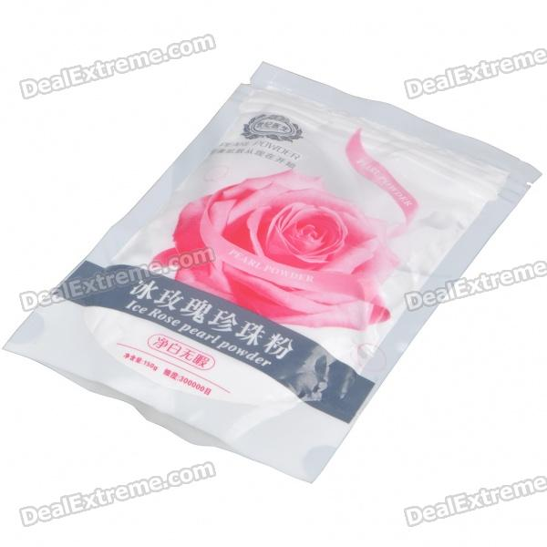 Ice Rose Pearl Whitening Facial Soft Powder (150g)