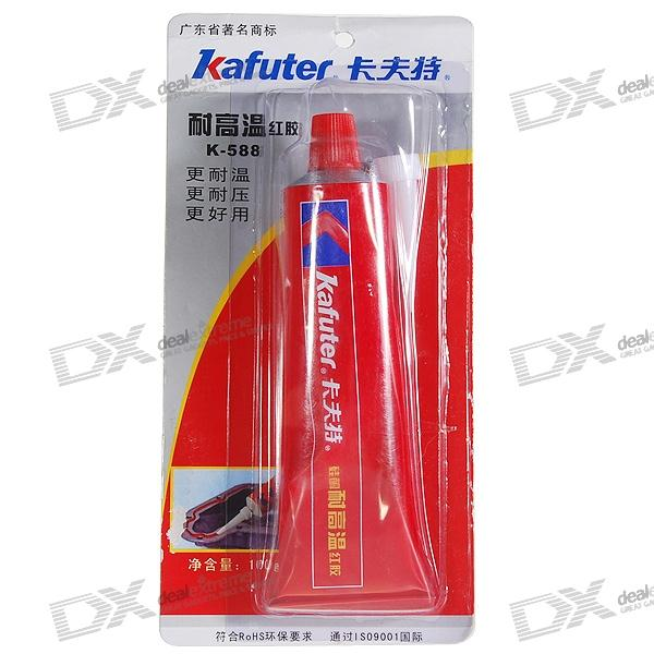 High Temperature Silicone RTV Gasket Maker (100g)