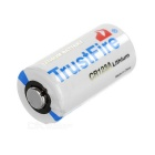 TrustFire Primary CR123A Batteries - White (2PCS)