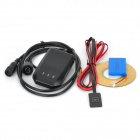 GPS/GSM Tracker for Motorcycle/Vehicle (850/900/1800/1900MHz) - Black