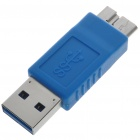 USB 3.0 AM to Micro M Adapter/Converter/Coupler