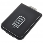 2400mAh Rechargeable External Battery for iPod/iPhone 3GS/4 (Black)