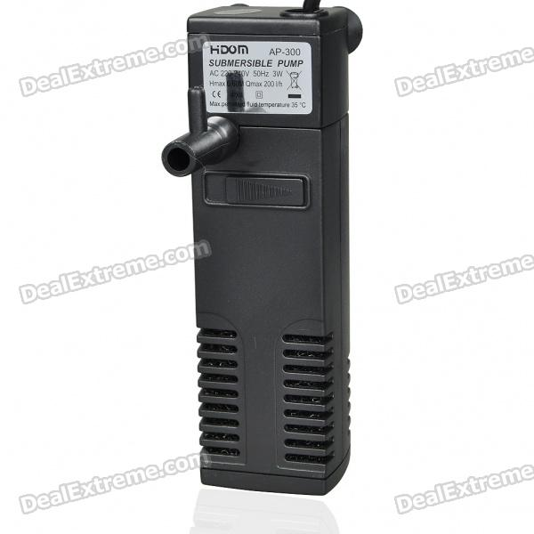 3W Immersible Submersible Filtration Pump (220~240V/50Hz)