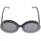 Stylish Mickey Mouse Flip Up Style Resin Lens Sunglasses - Black