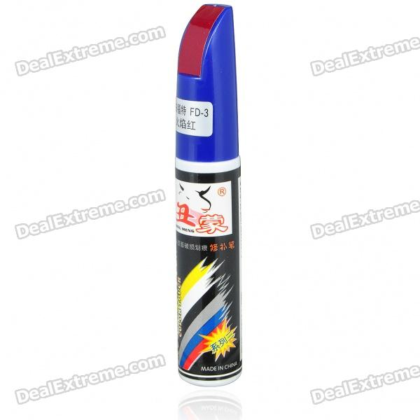 Ford FD-3 Red Auto Body Paint Scratch Repair Pen (12ml)