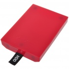 Plastic Internal Hard Drive Disk Case for Xbox 360 Slim (Red)