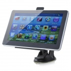 "7"" Touch Screen LCD Windows CE NET 6.0 GPS Navigator with FM/Bluetooth/USA/Canada Maps 4GB TF Card"
