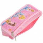 Pen & Pencil Pouch Bag - Cartoon Princess Figure Pattern