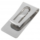 Stainless Steel Slim Money Clip Card Holder