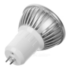MR16 3W 3-LED 6500K 240-Lumen White Light Bulb (220V)