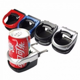 Car Accessories ABS Supporter Air Outlet Clip-on Car Drink Holder Car Auto Cup Holder For Car Silver