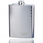HONEST Stainless Steel Pocket Liquor Flask with Funnel (228ml)