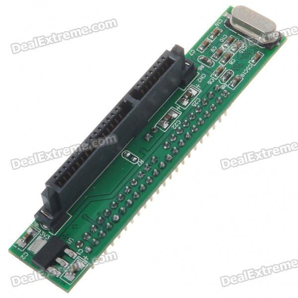 SATA 15+7 Pin Female to 44-Pin Male Adapter - DXOther Parts<br>Compact Design - No driver required - A perfect accessory for your computer<br>