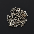Repair Parts Replacement Stainless Steel Screws Pack for iPhone 4 (40-Piece Pack)