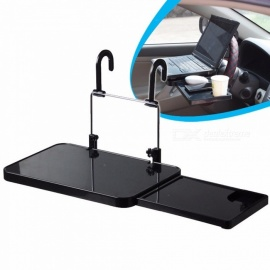 SHUNWEI Multi Function Desk Type Holder Or Storage Flat Rack For PC Book With Drawer Car Desk Computer Rack SD-1504 Black