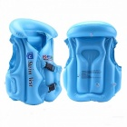 Adjustable Children Kids Babies Inflatable Pool Float Life Vest Swimsuit Child Swimming Drifting Safety Vests Sky Blue