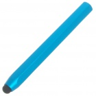 Aluminum Touchpad Stylus Pen for Ipad/Iphone 4 - Blue