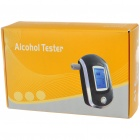 "1.6 ""LCD Digital Alcohol Breath Tester (3 * AAA)"