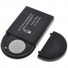 Compact Jet Torch Lighter Style Portable Digital Scale - 100g/0.01g (1*CR2032)