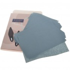 Clean & Clear Oil Absorbing Blotting Sheets for Men (160-Sheet Set)