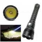 ZHAOYAO CREE XHP70.2 LED 4000 Lumens 4-Mode 26650 Waterproof 100m LED Tacticcal Diving Flashlight