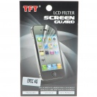 Screen Protector/Guards + Cleaning Cloth for Samsung Epic 4G