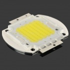 60W 7000K 4500LM LED Emitter Metal Plate - White (30~36V)