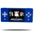 "2.8"" TFT LCD Portable Multimedia Player with 300KP Camera/Game/FM/AV/PC Webcam/TF - Blue (2GB)"
