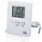 "1.7"" LCD Indoor/Outdoor Digital Thermometer (1*AAA)"