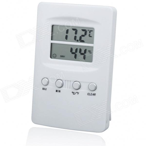 "1.9"" LCD Digital Humidity/Hygrometer and Thermometer (1*AAA)"