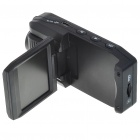 "1.3 MP Wide Angle 2-LED Flash Digital Car DVR Camcorder w/ Motion Detection/Mini USB/TF (2.0"" LCD)"